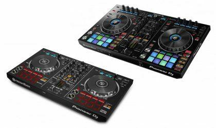 Pioneer DJ выпустит два новых контроллера для rekordbox