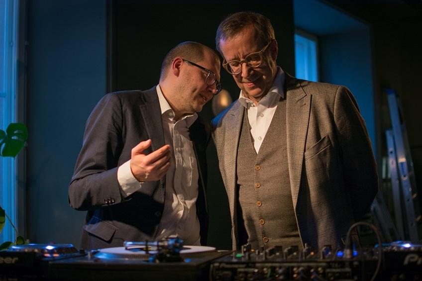Эстонский президент сыграет диджейский сет в Хельсинки