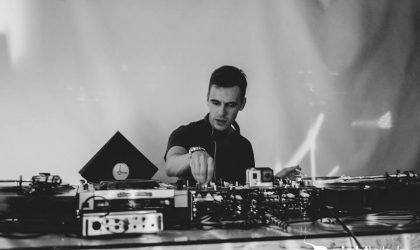 Слушайте микс Дениса Шубина из Tekstil Music в магазине Baza