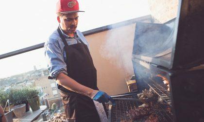 Барбекю-ресторан Seth Troxler «Smokey Tails» осядет в Лондоне
