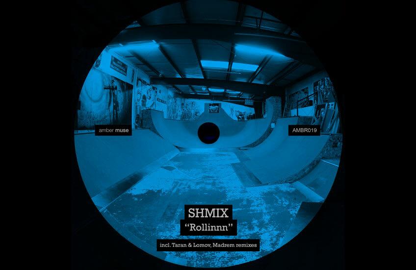 На Amber Muse Records вышел сингл Shmix из Санкт-Петербурга