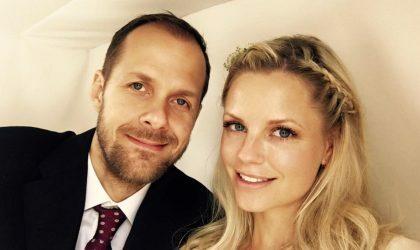 Adam Beyer и Ida Engberg поженились и отправились в Berghain на афтерпати
