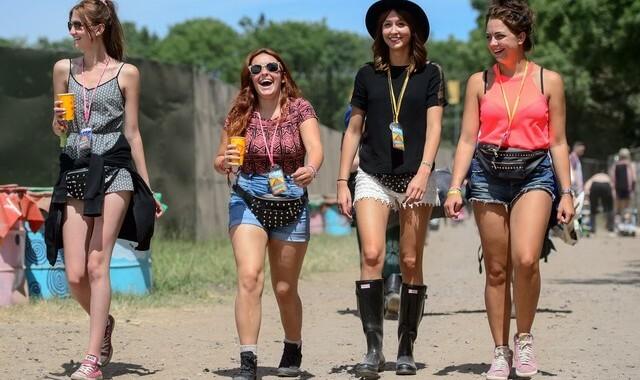 На Glastonbury откроют зону только для женщин