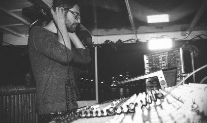 2 июля Антон Кубиков сыграет лайв Jūras Lietus на Amber Muse's Das Boot party