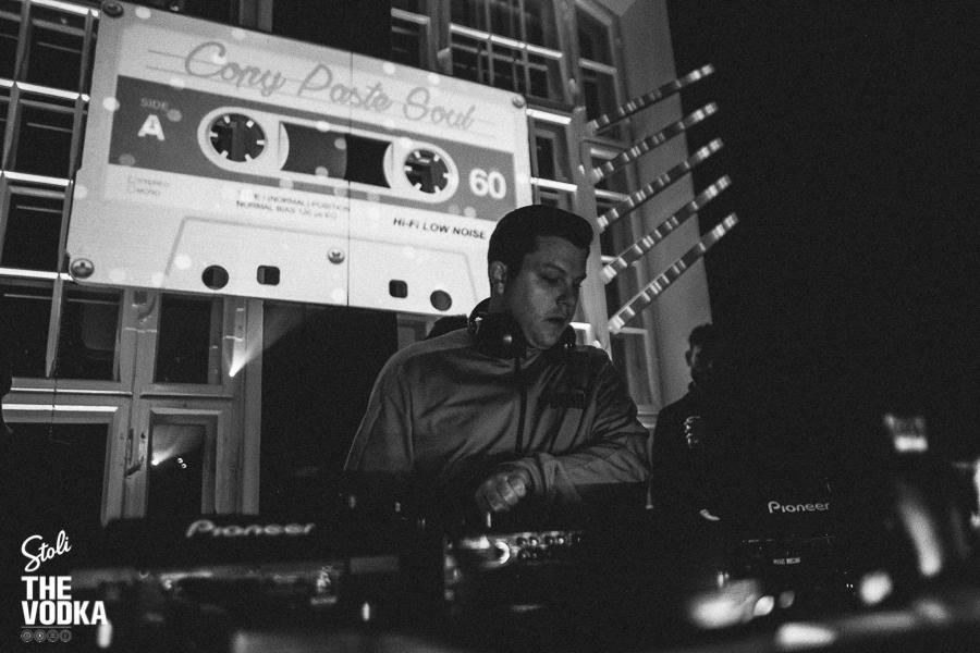 Слушайте микс Copy Paste Soul с вечеринки Amber Muse в Риге
