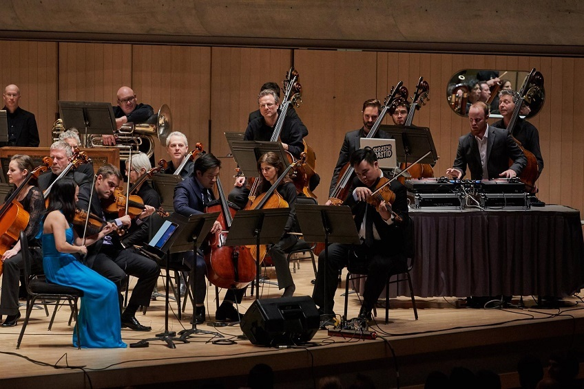 Symphonic orhcestra