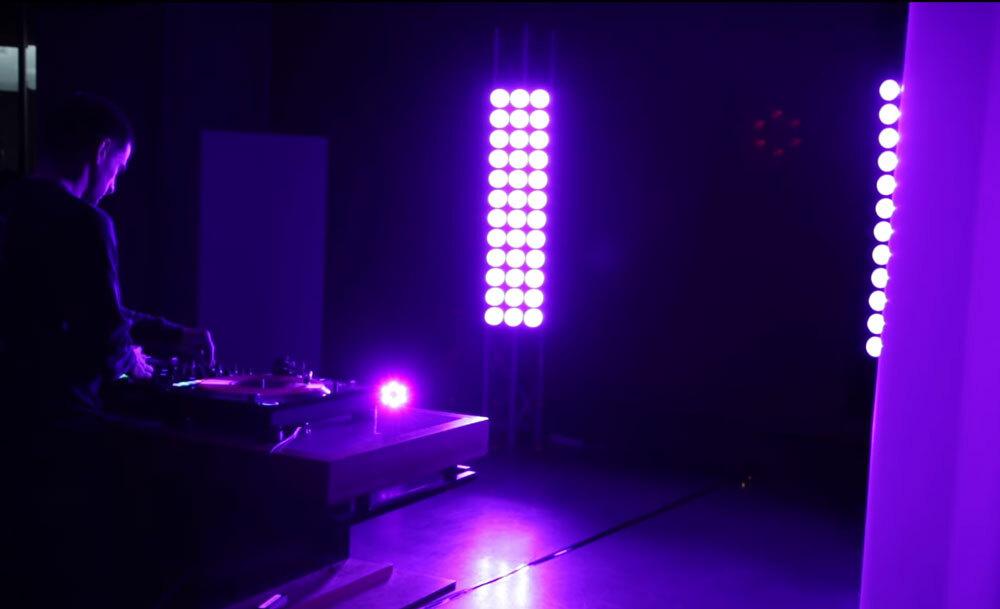 Появится бокс для управления светом с использованием Serato
