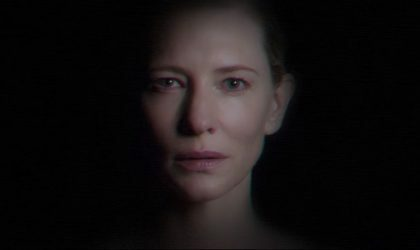 Cate Blanchett снялась в новом клипе Massive Attack «The Spoils»