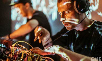 Фотографии с техно-ночи в клубе One One