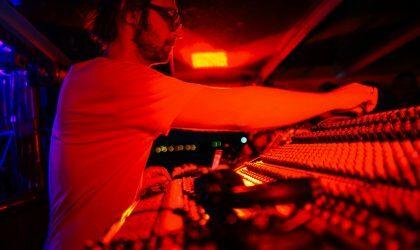 Слушайте лайв проекта Антона Кубикова Jūras Lietus на Amber Muse's Das Boot party 2016 года