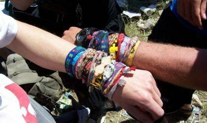 Фестивальные браслеты могут вызвать пищевое отравление