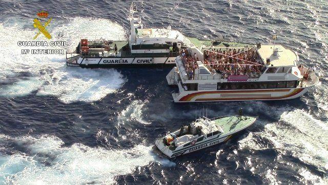 Рейды на вечеринках на кораблях