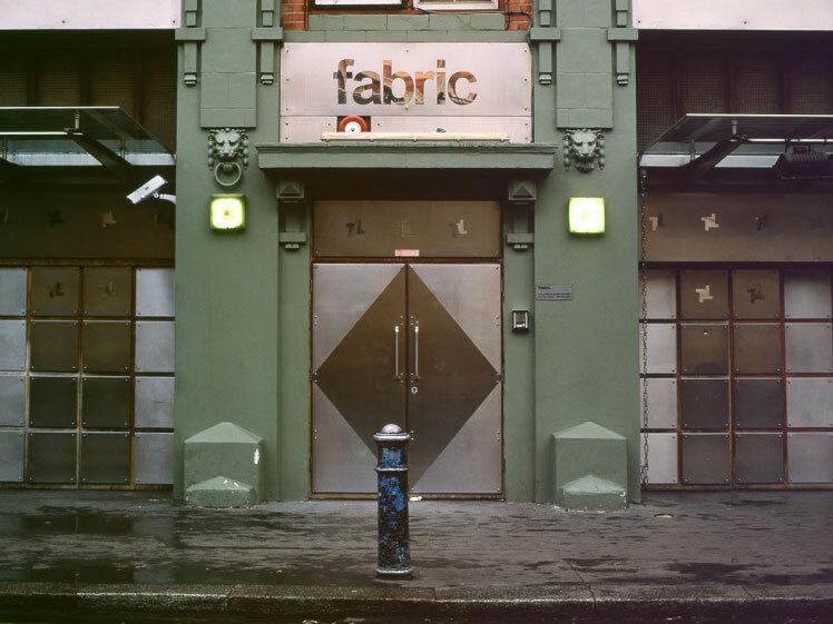 В лондонском клубе Fabric пройдет рейв для всей семьи