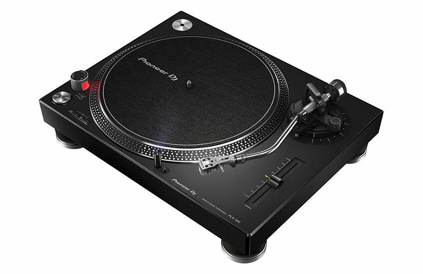 Pioneer DJ выпустит бюджетный проигрыватель для дома и диджеинга