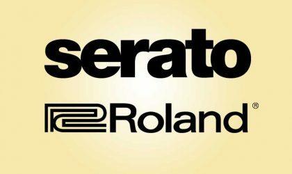 Serato и Roland объявили о сотрудничестве