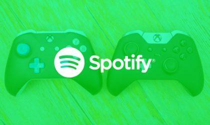 Spotify запускает канал с музыкой из видеоигр