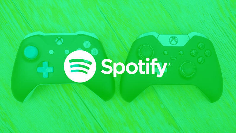 Spotify Gaming.