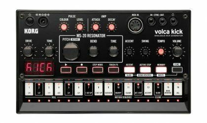 Korg выпустит новые устройства Volca Kick и ARP Odyssey Module