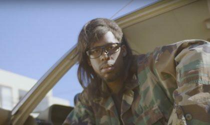 Flying Lotus сыграл Skrillex в видео нового альбома Mr. Oizo «All Wet»