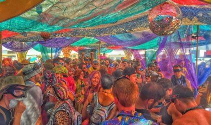 Слушайте лайв Robert Babicz на Burning Man 2016