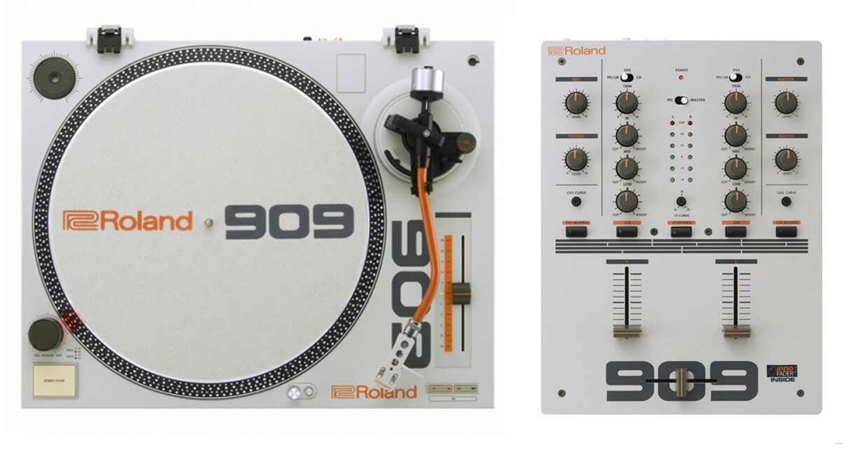 Roland TT-99 DJ-99