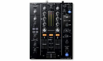 Pioneer выпустит новый диджейский пульт DJM-450