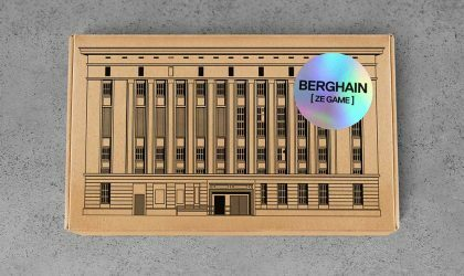 Разрабатывают карточную игру «Berghain»