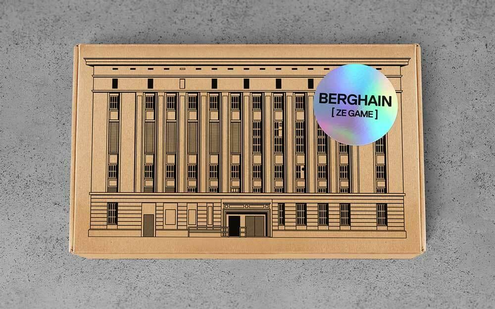 Berghain игра