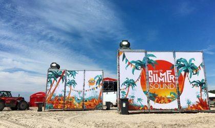 LMT Summer Sound выдвинут на приз среди лучших европейских фестивалей