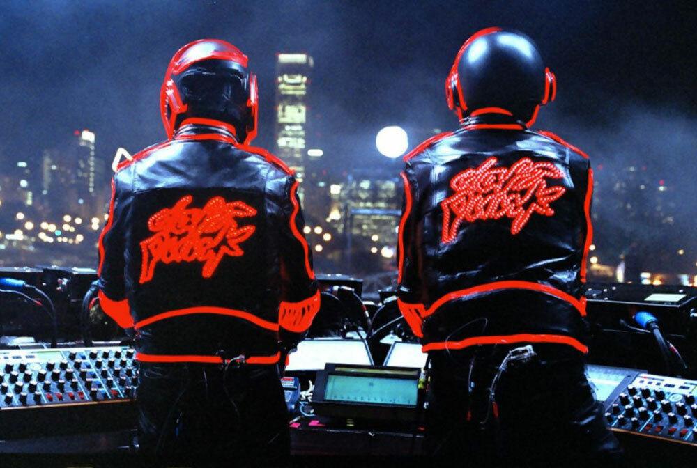 Daft Punk не собираются выступать на Glastonbury в 2017 году