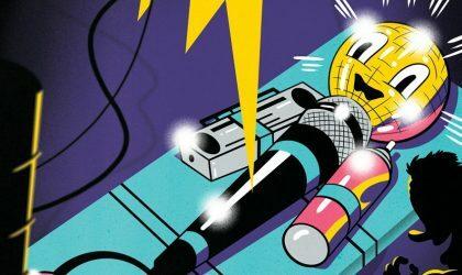 Слушайте альбом ремиксов Beastie Boys, полностью сделанный на семплах Daft Punk