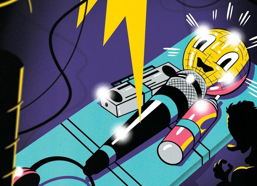Beastie Boys & Daft Punk