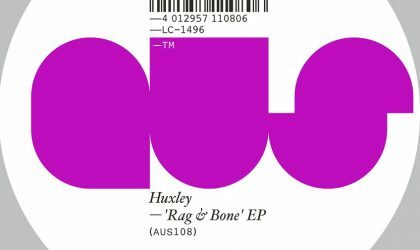 Huxley – Rag & Bone (Aus Music) 9/10