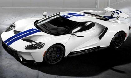 Гараж Deadmau5 пополнит новый суперкар Ford GT