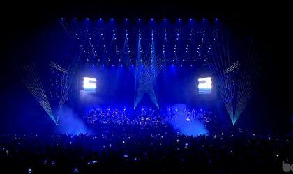 Смотрите «Classic House» Pete Tong & The Heritage Orchestra в лондонской арене O2