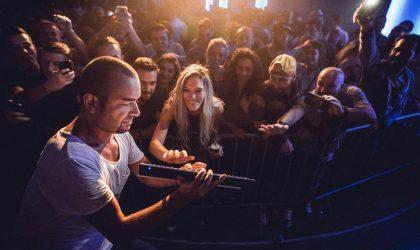 Пластинка KiNK станет первым релизом лейбла голландского фестиваля DGTL