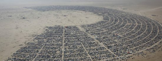 Темой Burning Man 2022 станут «Сны наяву»