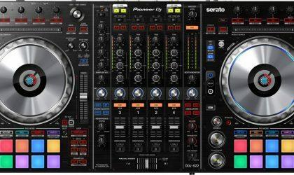 Компания Pioneer DJ обновила свой ведущий контроллер для Serato