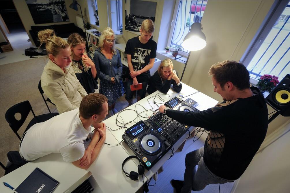 Rīgas DJ skola