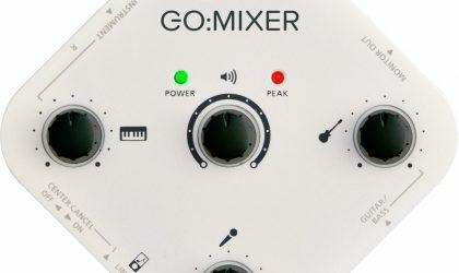 Roland представила новые звуковые карты и компактный микшер для смартфонов
