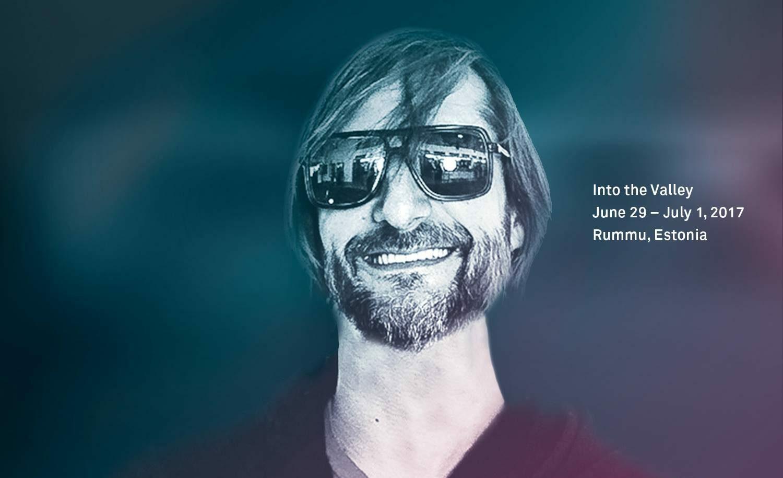Ricardo Villalobos подтвердил свое участие в фестивале Into The Valley в Эстонии