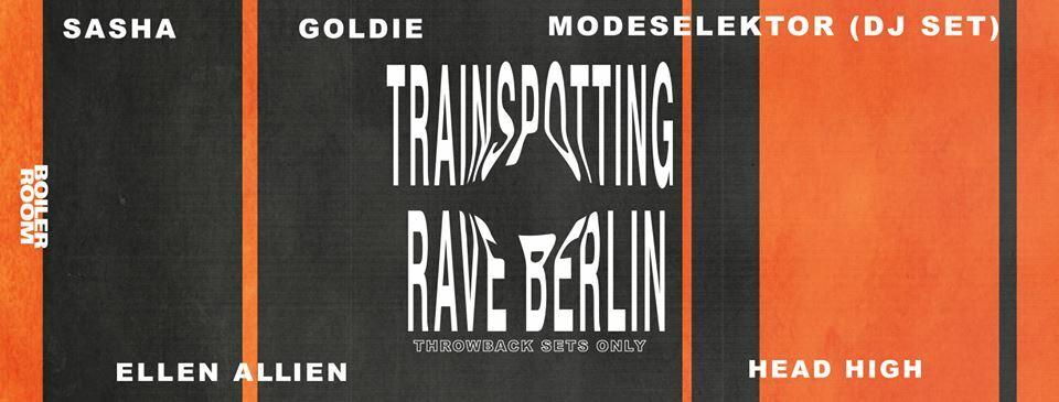 Goldie, Sasha, Ellen Allien и другие сыграли сеты в стиле 90-х на T2 Rave Berlin в Boiler Room