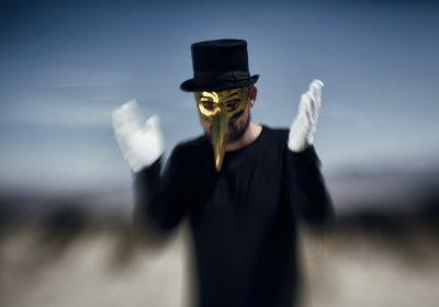 Claptone: «Полная анонимность выражается в совершенной свободе»