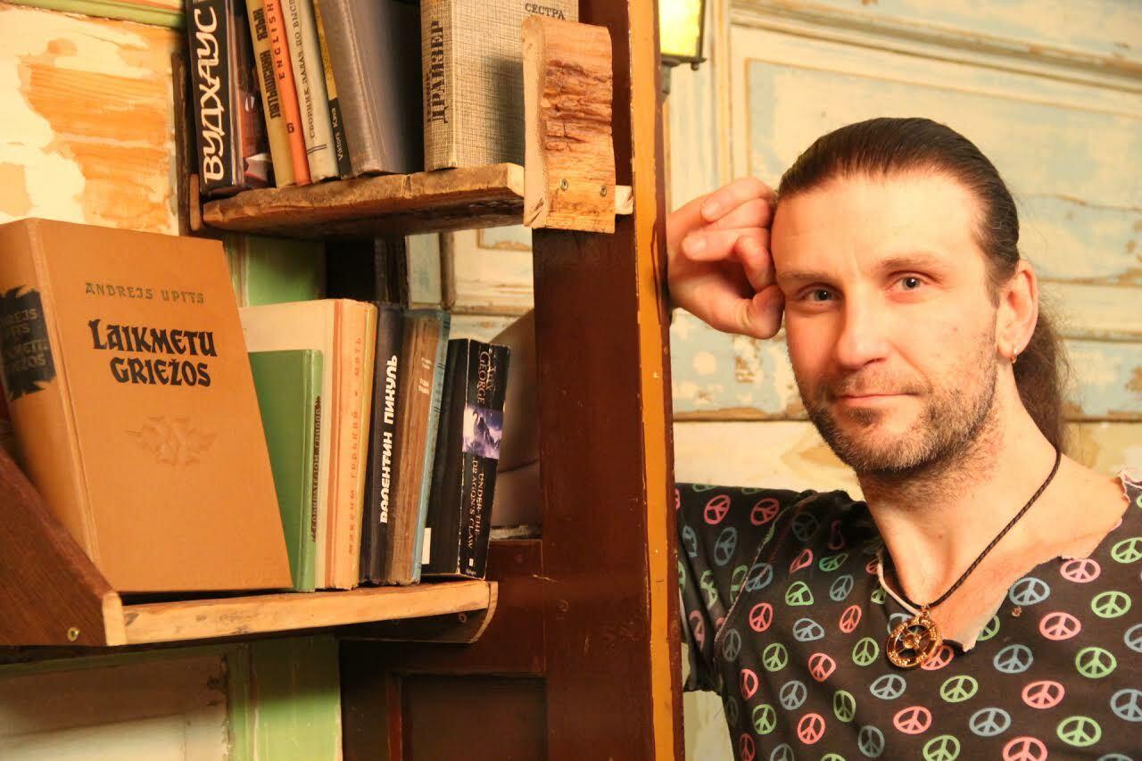 Евгений Кружкин a.k.a. Хвост: «Моя Teritorija»