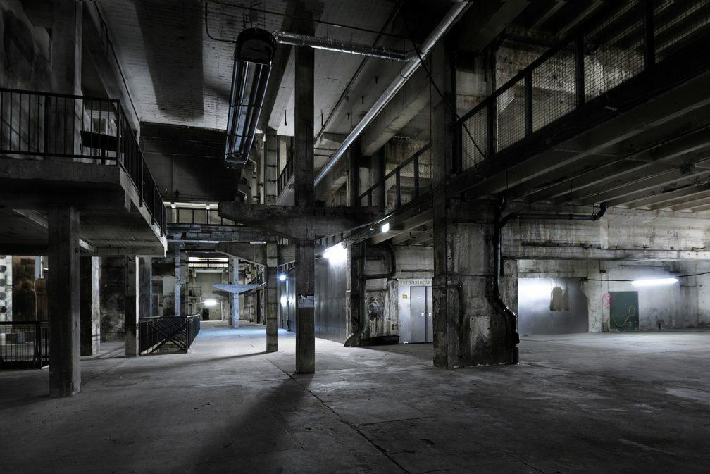 Берлинский клуб Tresor переехал в бывшую электростанцию