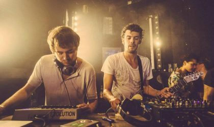 Немецкий дуэт Tube & Berger представил дебютный Essential Mix