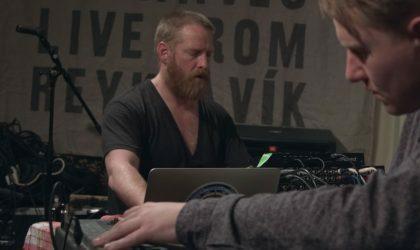 Смотрите лайв President Bongo и группы Tilbury на фестивале Iceland Airwaves