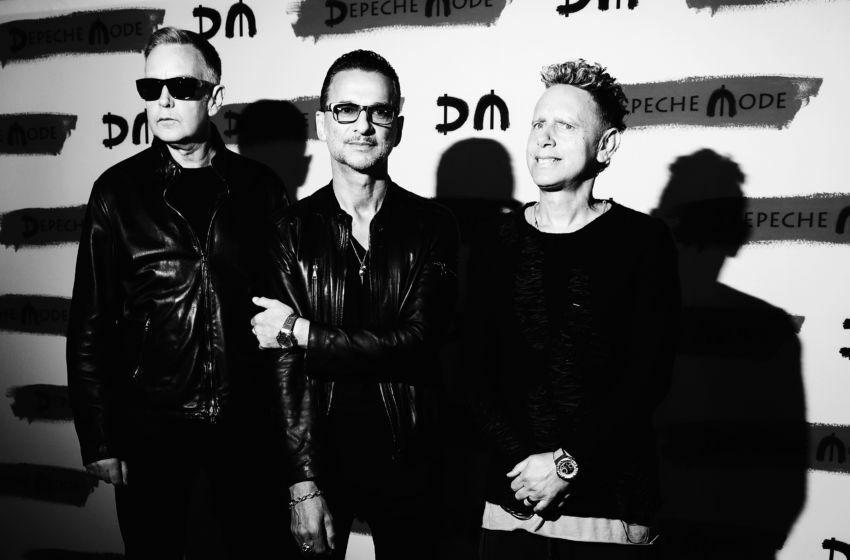 В пятницу Depeche Mode выпустят новый сингл, а новый альбом – в марте (добавлено аудио)