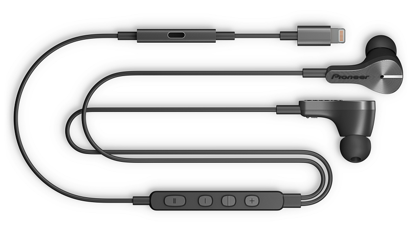 Новые наушники Pioneer Rayz будут заряжать iPhone при прослушивании музыки