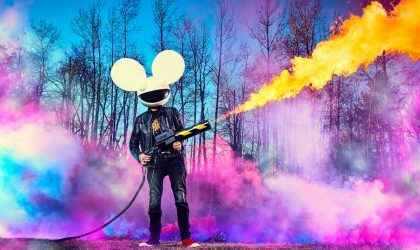 В лайнапе фестиваля Weekend в Эстонии появился Deadmau5